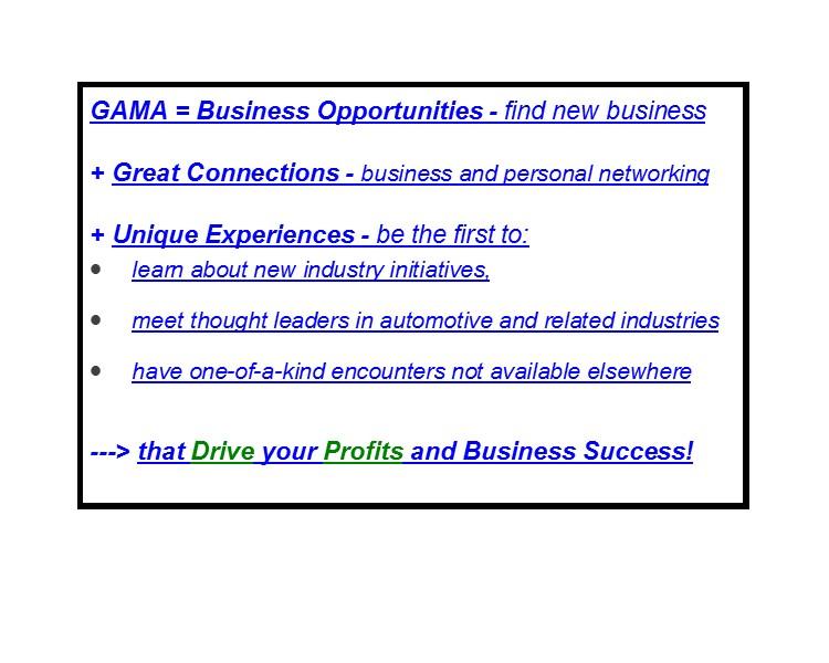 gama homepage